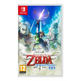 The Legend of Zelda: Skyward Sword HD Switch