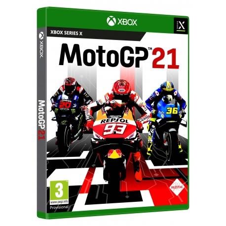 MotoGP 21 Xbox Series X - Oferta DLC
