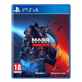 Mass Effect - Legendary Edition PS4