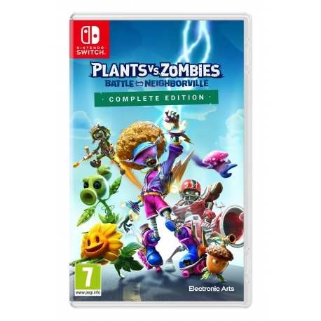 Plants vs Zombies: Battle for Neighborville - Complete Edition Switch