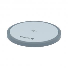 Swissten - Wireless Charger Qi 15W (white)