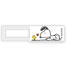ERT - Camera Cover Snoopy (white)