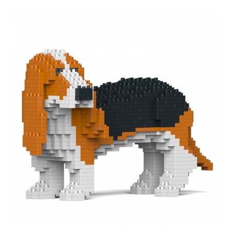 Jekca - Dogs (Basset Hound 01S-M01) 830x