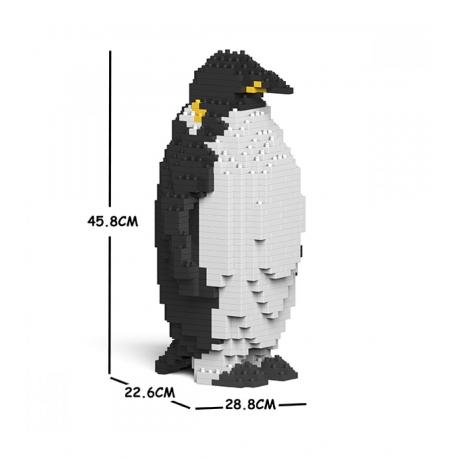 Jekca - Birds (Emperor Penguin 01C) 900x