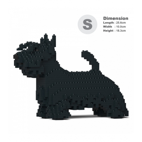 Jekca - Dogs (Scottish Terrier 01S-M01) 880x