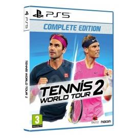 Tennis World Tour 2 - Complete Edition PS5