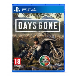 Days Gone - Standard Edition (Totalmente em Português) PS4