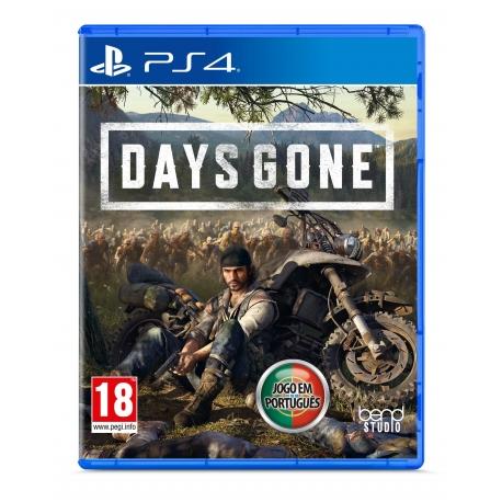 Days Gone - Standard Edition (Totalmente em Português) PS4