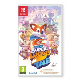 Super Lucky's Tale (Code in a Box) Switch