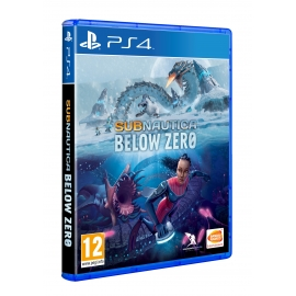 Subnautica: Below Zero PS4