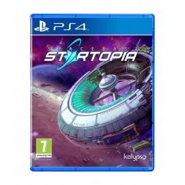 Spacebase Startopia PS4