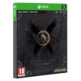 Resident Evil 8 Village - Steelbook Edition Xbox One / Series X - Oferta DLC