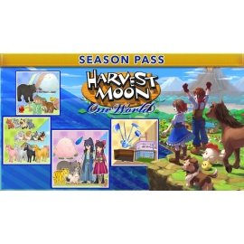 Harvest Moon: One World - Season Pass Switch (Nintendo Digital)