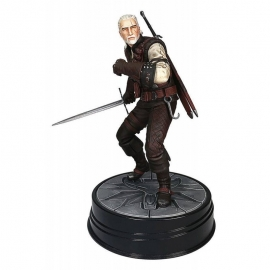 Figura Dark Horse Witcher 3 Wild Hunt - Geralt Manticore