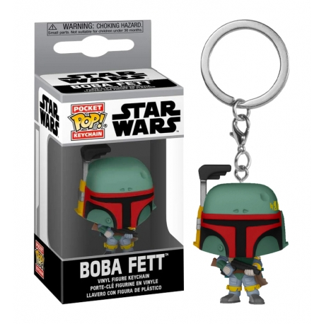 POCKET POP!  Star Wars - Boba Fett