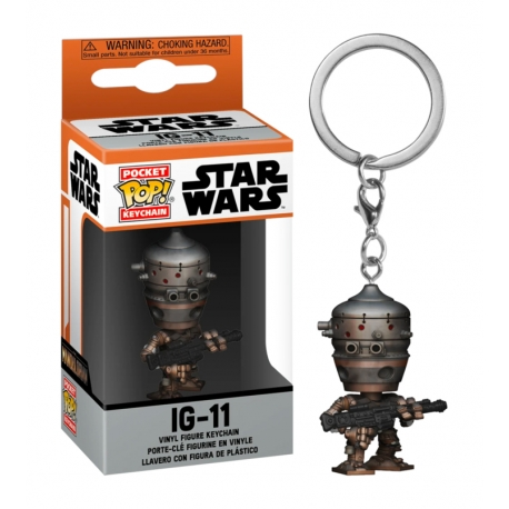 POCKET POP! Star Wars: The Mandalorian - IG-11