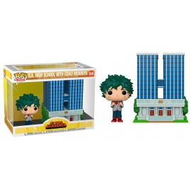 POP! Vinyl Animation: My Hero Academia - U.A. High School with Izuku Midoriya 4