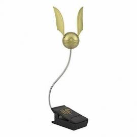 Luz de Leitura 3D Harry Potter - Golden Snitch