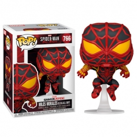 POP! Games: Marvel's Spider-Man : Miles Morales - S.T.R.I.K.E Suit 766