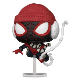 POP! Games: Marvel's Spider-Man : Miles Morales - Winter Suit 771