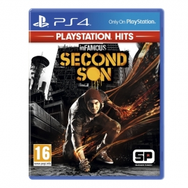 inFamous: Second Son - Playstation Hits (Versão Europeia) PS4