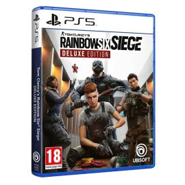 Tom Clancy's Rainbow Six: Siege - Year 6 Deluxe Edition PS5