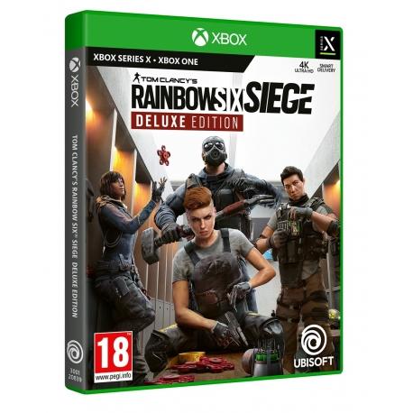 Tom Clancy's Rainbow Six: Siege - Year 6 Deluxe Edition Xbox Series X