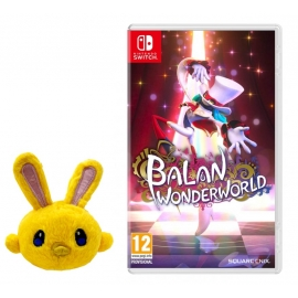 Balan Wonderworld Switch - Oferta Porta-chaves