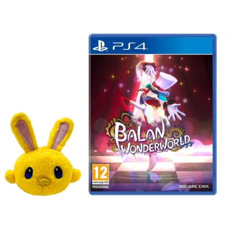 Balan Wonderworld PS4