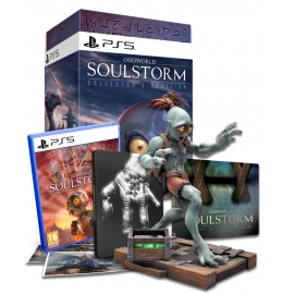 Oddworld: Soulstorm - Collector's Edition PS5 - Oferta DLC