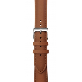 Withings - Pulseira cabedal 20mm (brown/steel)