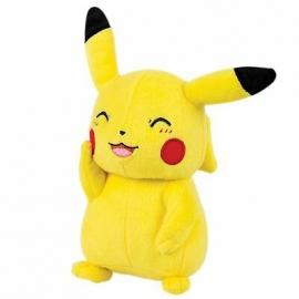 Peluche Pokémon - Pikachu 18cm