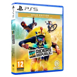Riders Republic - Gold Edition PS5 - Oferta DLC