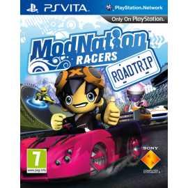 Modnation Racers: Road Trip (Seminovo) PSVita