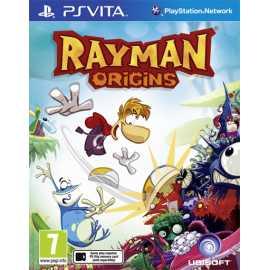 Rayman Origins (Seminovo) PSVita