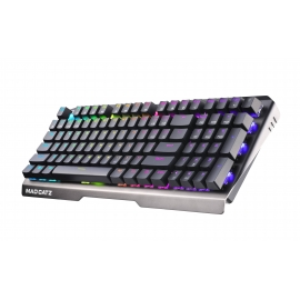 Teclado Mecánico Gaming Mad Catz S.T.R.I.K.E. 13 US Layout PC