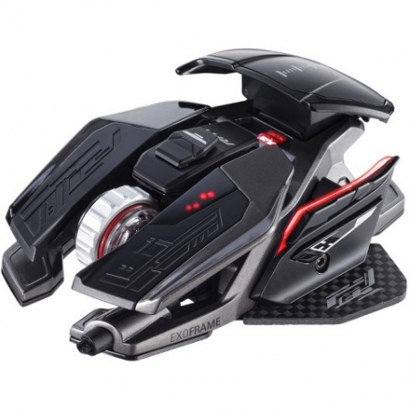 Rato Gaming Mad Catz R.A.T. PRO X3 Preto PC