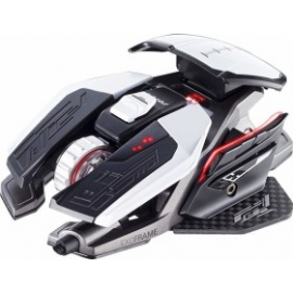 Rato Gaming Mad Catz R.A.T. PRO X3 Branco PC