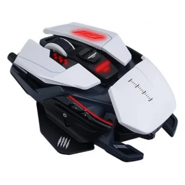 Rato Gaming Mad Catz R.A.T. PRO S3 Branco PC