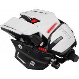Rato Gaming Mad Catz R.A.T. 8+ Branco PC