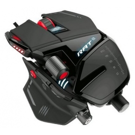 Rato Gaming Mad Catz R.A.T. 8+ Preto PC