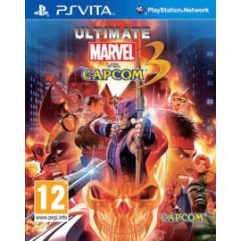 Ultimate Marvel vs Capcom (Seminovo) PSVita