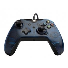 Comando PDP Gaming Com Cabo Xbox Series S | X - Transparent Blue