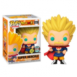 POP! Vinyl Animation: Dragon Ball Super - Super Hercule (Glows in the Dark) 818
