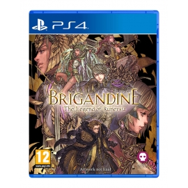 Brigandine: The Legend of Runersia PS4