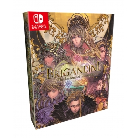 Brigandine: The Legend of Runersia - Collector's Edition Switch