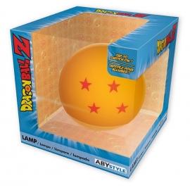 Candeeiro 3D Dragon Ball - Bola de Cristal