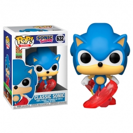POP! Vinyl Games: Sonic The Hedgehog - Classi Sonic 632
