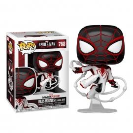 POP! Games: Marvel's Spider-Man : Miles Morales - Miles (Track Suit) 768