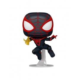 POP! Games: Marvel's Spider-Man : Miles Morales - Miles (Classic Suit) 765